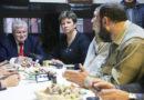 Сергей Миронов посетил Дом трудолюбия «Ной» для обсуждения проблем бездомных