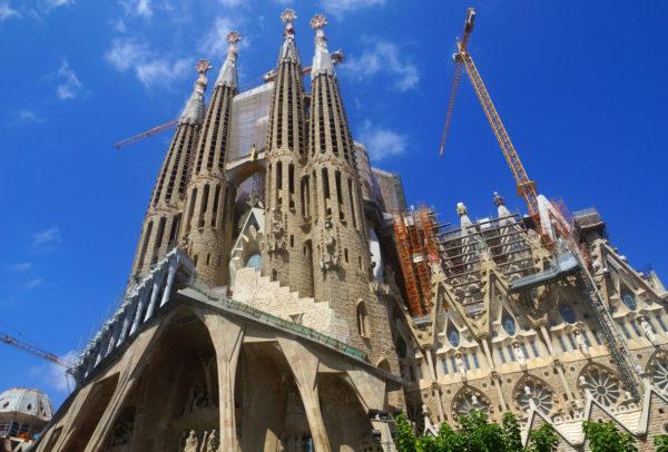 Храм Саграда-Фамилия заплатит Барселоне 36 млн евро – за то, что стройка идет без разрешения уже более 130 лет