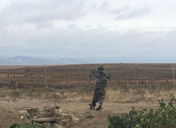 Делегация женщин-миротворцев из России посетила зону карабахского конфликта
