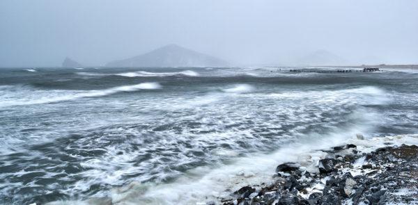 В Приморье экипаж теплохода спас шестерых тонущих северокорейских рыбаков
