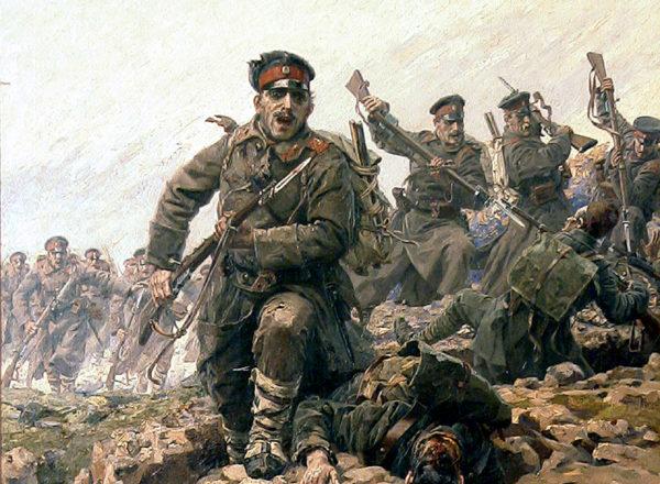 Первая Балканская война: славянское братство и победа без радости