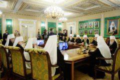 Русская Церковь даст оценку действиям Константинополя на заседании Синода 15 октября