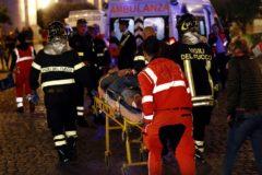 Российского врача, спасавшего болельщиков в римском метро, представят к награде