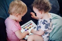 Дети, воспитанные YouTube