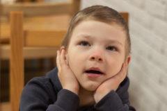 Родной язык – как иностранный: Кирюша родился почти глухим