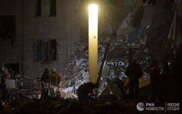Взрыв на заводе пиротехники в Гатчине: 4 погибших, 2 пострадавших остаются в больнице