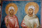 Церковь чтит память святых бессребреников Космы и Дамиана