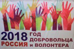 Открыто единое интерактивное окно для приема проблем добровольцев со всей России