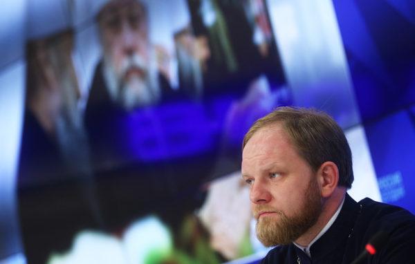 Священник Александр Волков: Томос для Украины – политический проект с коротким сроком действия