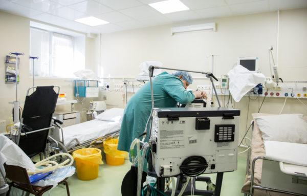 Макка лежала на аппарате ИВЛ – ей нужно было только дышать и жить