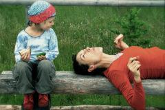Психотерапевт Катерина Мурашова: Нужно жить своей жизнью, а ребенок подстроится