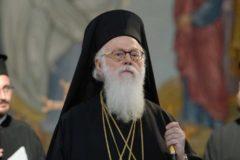 Глава Албанской Церкви призвал к проведению Всеправославного Собора для решения ситуации на Украине