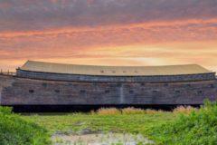 Голландский конструктор построил Ноев ковчег в натуральную величину