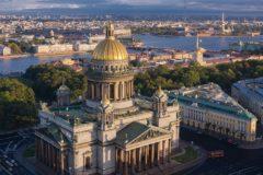 Исаакиевский собор назван православным символом Санкт-Петербурга