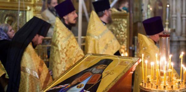 Мощи святителя Луки Крымского привезли в Калининград