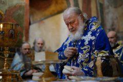 Патриарх Кирилл: Одинаковые нравственные и духовные ценности — залог народного единства
