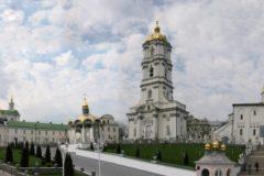 В Почаевской лавре назвали ситуацию вокруг обители «провокационным заказом»