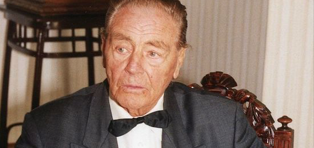 «Это моя родина, чтоб вы знали!». В 106 лет трагически погиб барон Эдуард фон Фальц-Фейн