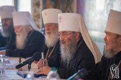 Украинская Церковь прервала евхаристическое общение с Константинопольским Патриархатом