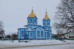 Из бориспольского храма УПЦ похищены старинные иконы и пожертвования