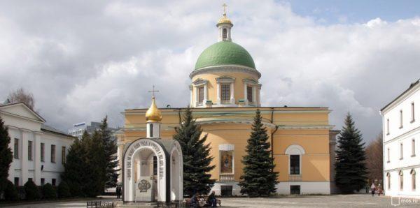 В Москве отреставрируют три здания самого древнего столичного монастыря