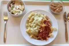 Треть россиян недовольна качеством питания в школах и больницах