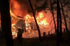 Пожар на севере Калифорнии уничтожил более семи тысяч домов