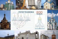 Охрана стройплощадок московских храмов будет усилена после недавних поджогов церквей