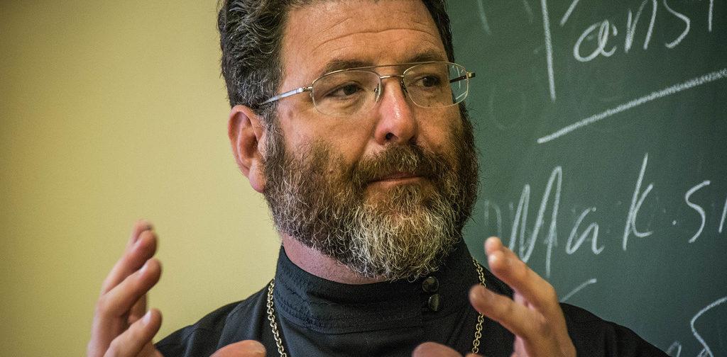 """Священник Марк Тайсон об уходе из Константинопольского патриархата: Я не """"юридический перебежчик"""""""