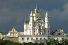Правительство Украины передало Почаевскую лавру в состав историко-архитектурного заповедника