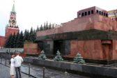 Тело Ленина предложили заменить резиновой копией