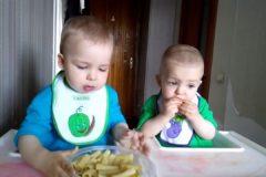 Раз уж родились – то живите, на макаронах с кефиром