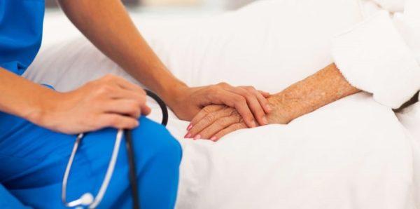 Законопроект об организации паллиативной медпомощи внесли в Госдуму