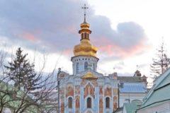 На Украине началась опись имущества Киево-Печерской лавры
