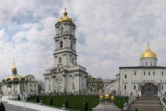 Братия Почаевской лавры призвала власти Украины остановить разжигание религиозной войны