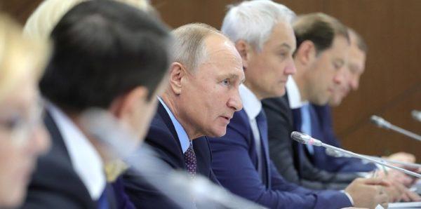 Путин назвал малопродуктивной систему льготного обеспечения лекарствами