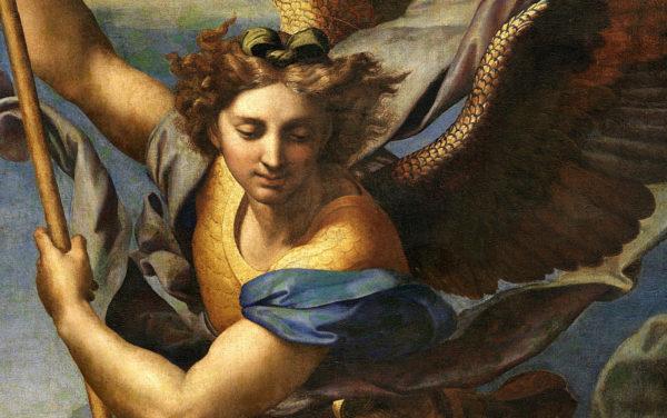Ангел нетерпимости