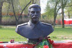 В Новосибирске решается вопрос установки памятника Сталину