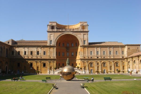 Полотна из Третьяковской галереи представят в Ватикане