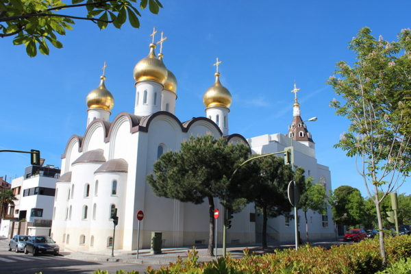 Образована епархия Русской Церкви в Испании и Португалии