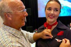 Американец купил авиабилеты на все рейсы дочери-стюардессы, чтобы побыть с ней на Рождество
