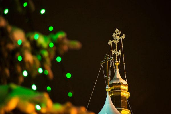 Где помолиться под Новый год