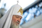 Патриарх Кирилл: Мы верим, что Церковь Православная устоит