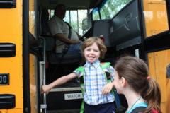 «Подошел школьный автобус, и я сказал, что люблю его – в последний раз»