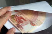 Генпрокуратура: Средний размер взятки в России — 609 тысяч рублей