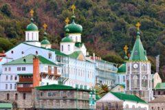 Верующие Русской Церкви смогут причащаться в Пантелеимоновом монастыре на Афоне