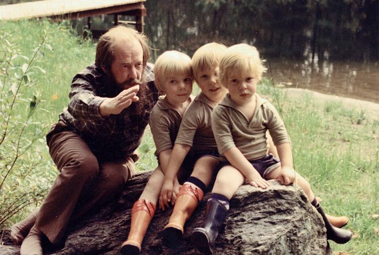 Степан Солженицын: Было время, когда я понятия не имел, что папа – выдающийся писатель
