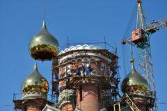 За восемь лет в Москве возвели 85 новых церквей