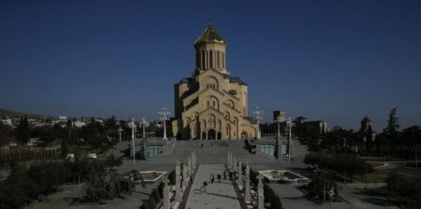 СМИ: Грузинская церковь поддержит украинскую автокефалию