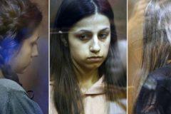 Суд продлил меру пресечения сестрам Хачатурян, обвиняемым в убийстве отца